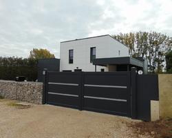 Steel Concept - Blois - MAISONS MÉTALLIQUES - ONZAIN