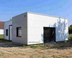 Steel Concept - Blois - MAISONS MÉTALLIQUES - HERBAULT