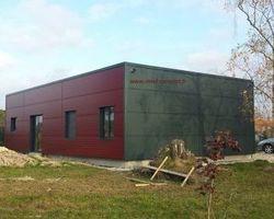 Steel Concept - Blois - MAISONS MÉTALLIQUES - DHUIZON