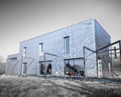 Steel Concept - Blois - MAISONS MÉTALLIQUES - BLOIS