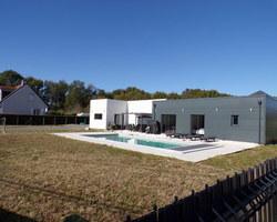 Steel Concept - Blois - Maison sur la commune de SAINT OUEN LES VIGNES - 37
